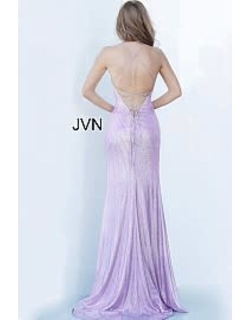 Jovani Jovai JVN03063 Color: Light Purple, Size: 8