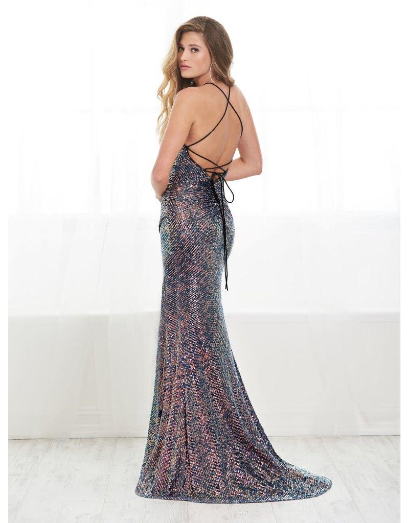 tiffany Design Tiffany Design 16400 color; Rainbow Multi, Size: 2