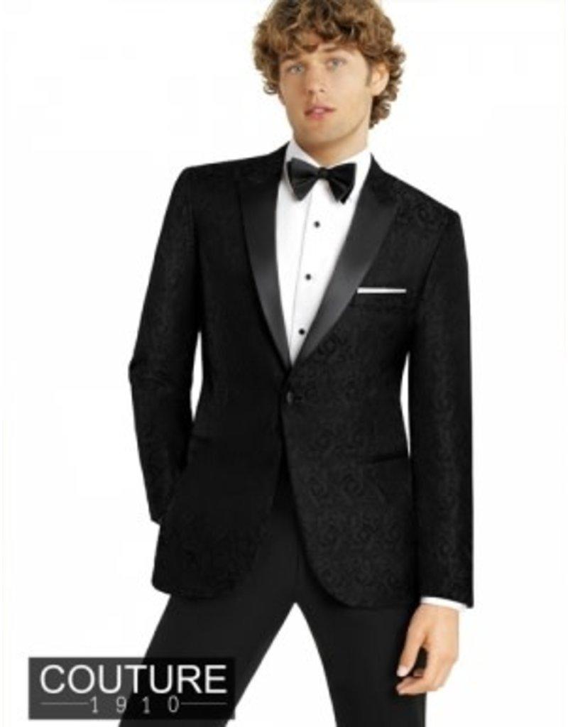 Fabian Fanian 8021C Tuxedo: Color: Black, Size: 48L