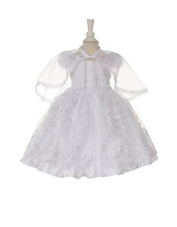 shanil shanil BPTK56A color: white, Size: 0-4