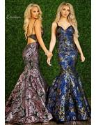 Envious Couture Envious Couture E1476 Color: Pink, Size: 6