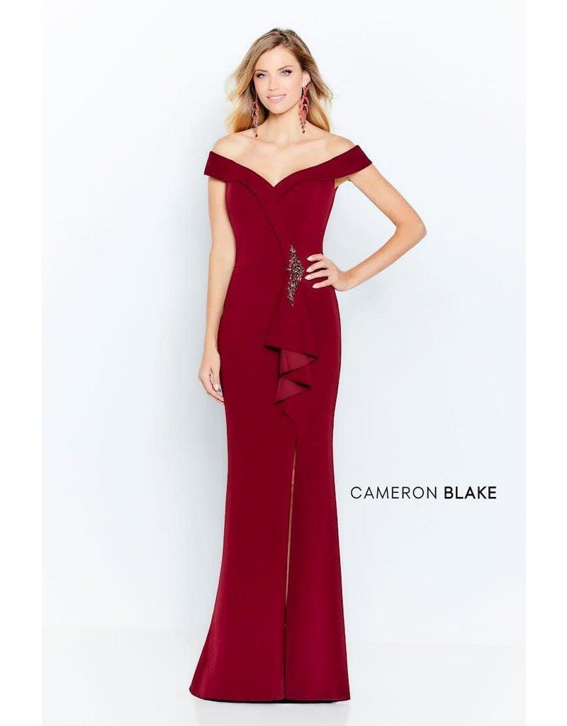 Cameron Blake Cameron Blake 120614 Color: Wine, Size: 6