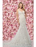 Enchanting Enchanting 219143 Color: Ivory/Light Taupe, Size: 16