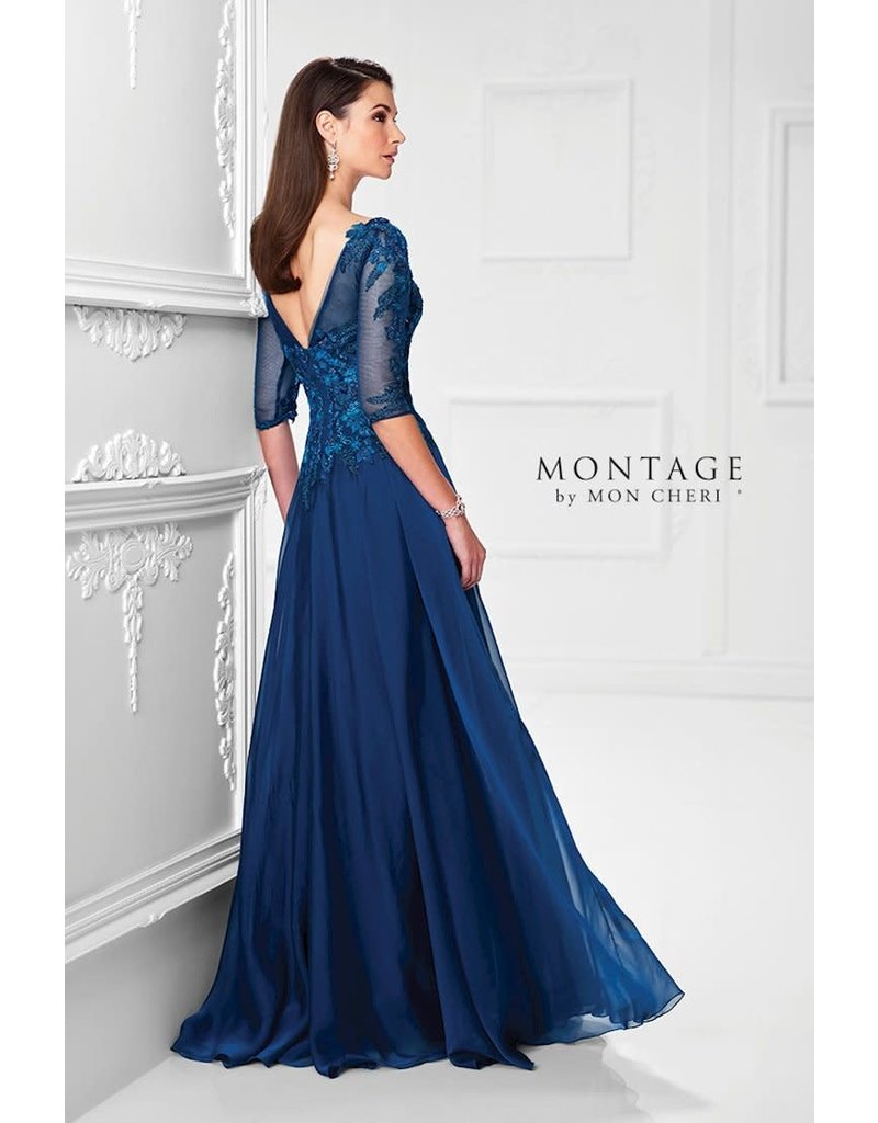 Montage Montage 117901 Color: Navy, Size: 12
