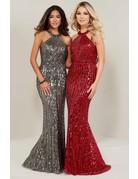 tiffany Design Tiffany Design 16344 Color: Red, Size: 4