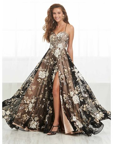 tiffany exclusive Tiffany Design 16392 Color: Black/Nude, Size: 0