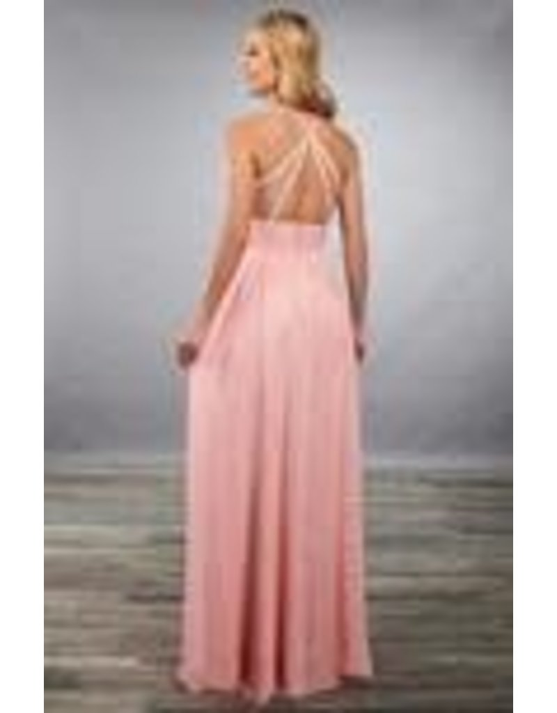 Mary's Bridal Mary'sBridal MB7069  Color: Dusty Rose, Size: 8