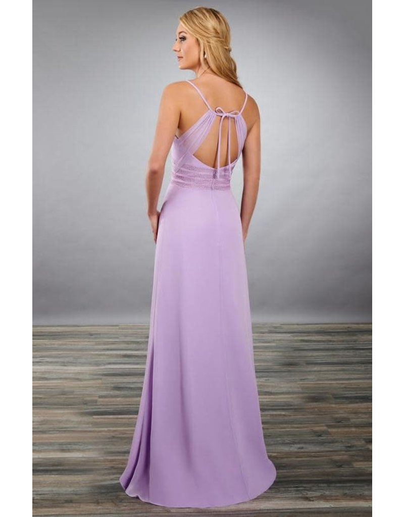 Mary's Bridal Mary'sBridal MB7077 Color: Lilac, Size: 16