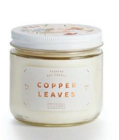 Illume® Illume Copper Leaves Lidded Jar