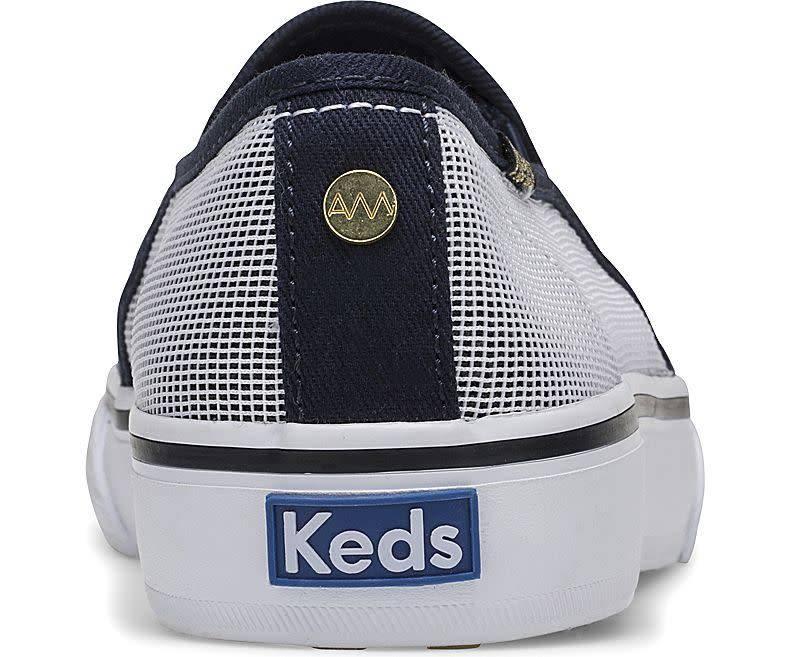 Keds® Alaina Marie x Keds Double Decker Mesh Lobster Sneaker