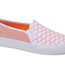 Keds® Alaina Marie x Keds Double Decker Mesh Waves Sneaker