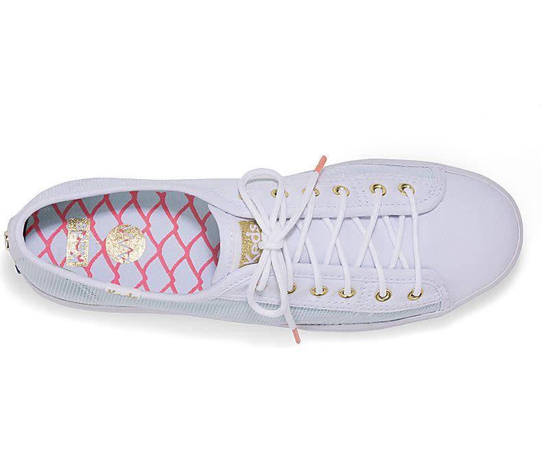 Keds® Alaina Marie x Keds Kickstart Mesh Aqua Sneaker