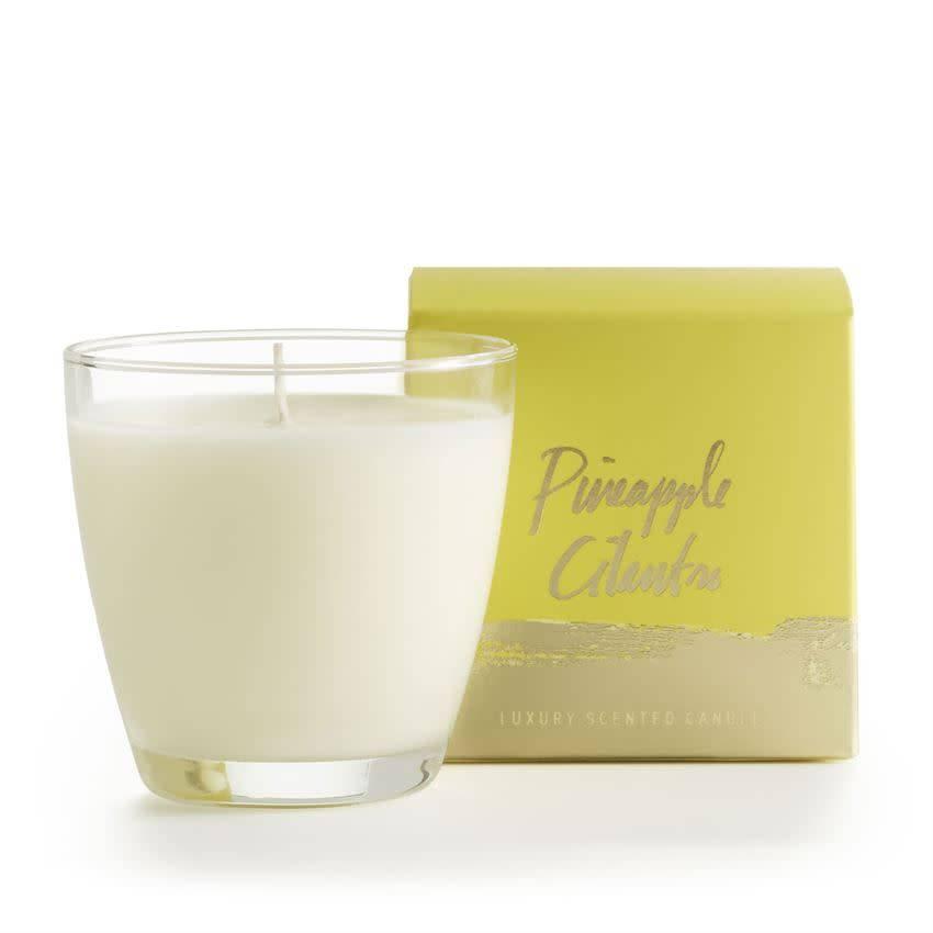 Illume® Illume Demi Boxed Glass Pineapple Cilantro