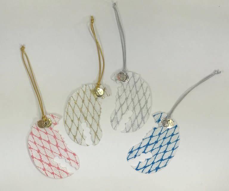 Alaina Marie ® Lobster Claw Ornament
