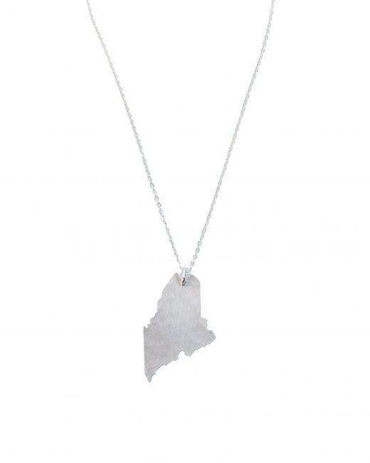 Nashelle Nashelle Maine State Necklace