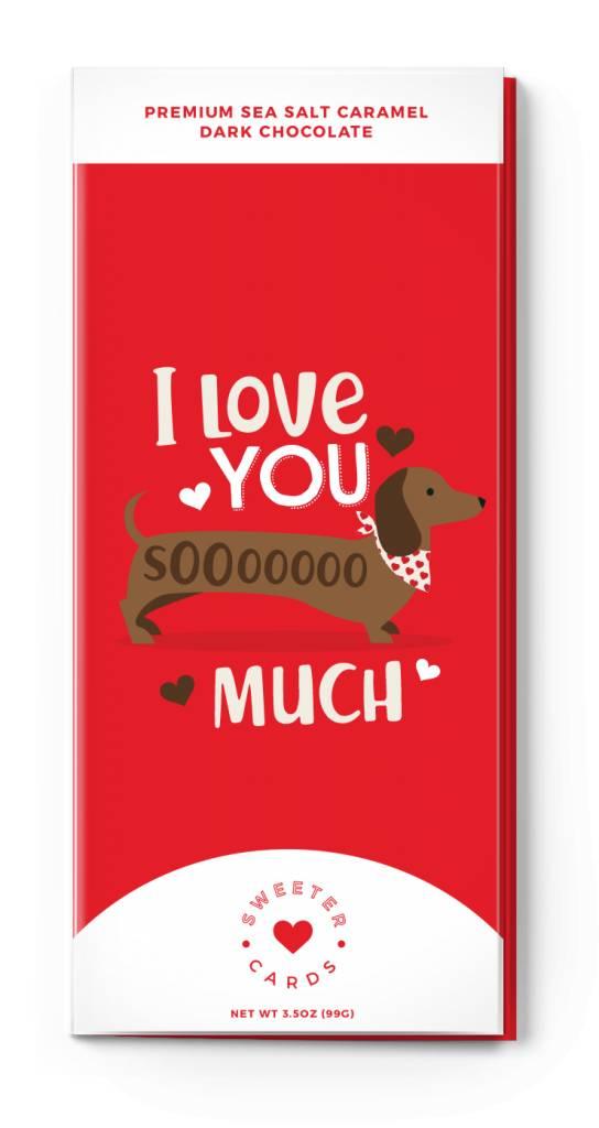 Sweeter Cards Sweeter Cards I Love You SoOoOoOoO Much