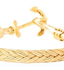 Kiel James Patrick KJP Lake Golden Birch Bracelet
