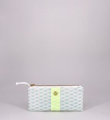 Alaina Marie ® Soothing Sea & Citron Mini Clutch