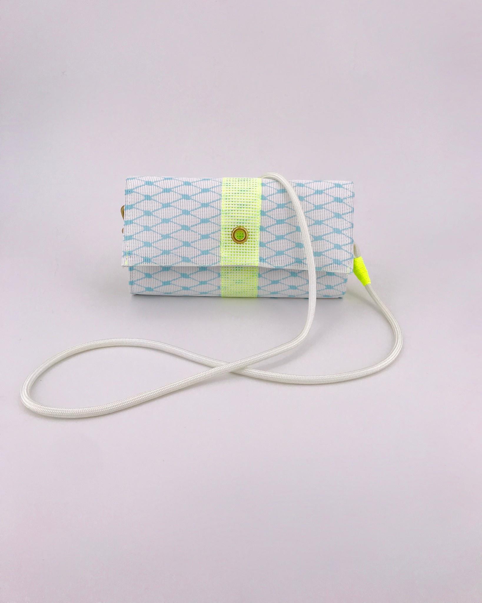 Alaina Marie ® Soothing Sea & Citron Crossbody