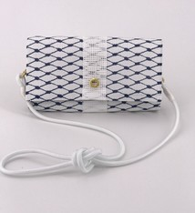 Alaina Marie ® Sailor Blue Crossbody