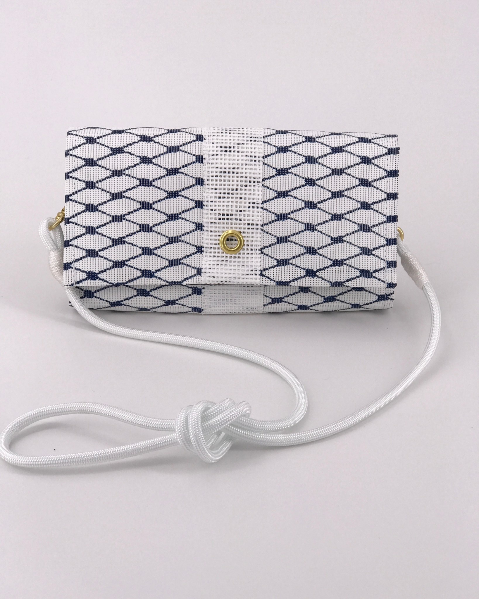 Alaina Marie ® Sailor Blue Crossbody