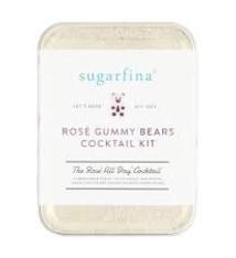 Sugarfina Rosé Gummy Bear Cocktail Kit