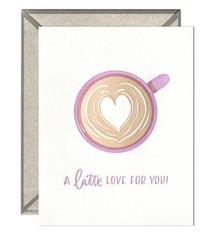 Ink Meets Paper Ink Meets Paper - Latte Love