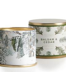 Illume® Illume Large Tin - Balsam & Cedar