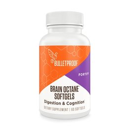 Bulletproof Bulletproof® Brain Octane Softgels 60 Ct.