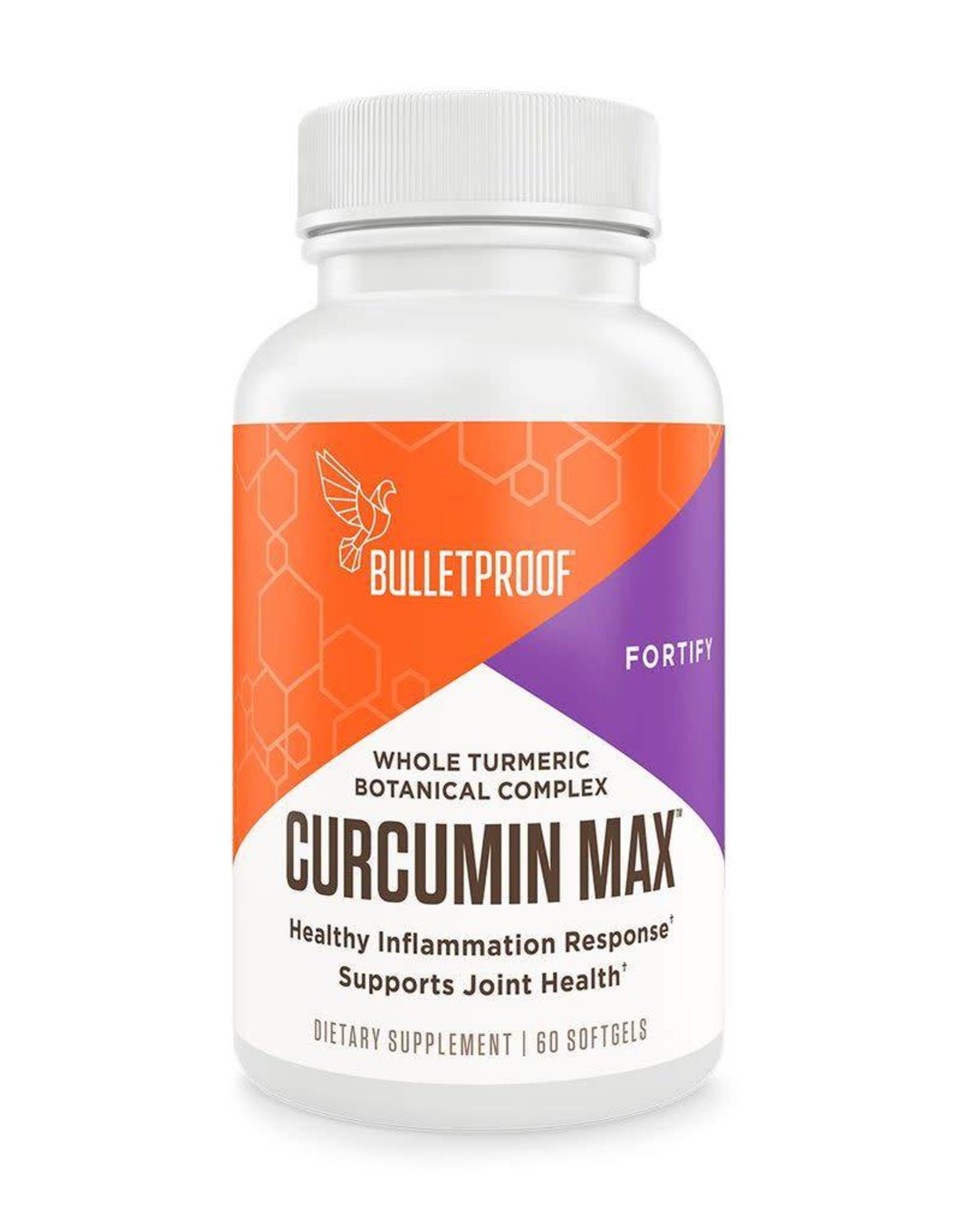 Bulletproof Bulletproof® Curcumin Max - 60 Ct.
