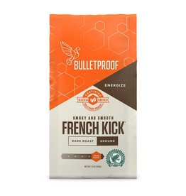 Bulletproof Bulletproof® French Kick Dark Roast Ground - 12oz
