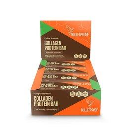Bulletproof Bulletproof® Fudge Brownie Collagen Protein Bar (12 Pack)