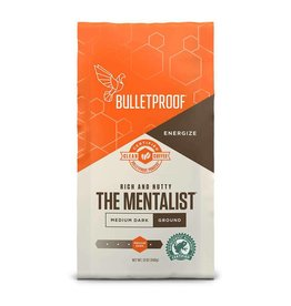 Bulletproof Bulletproof® The Mentalist Medium Dark Roast Ground Coffee - 12oz