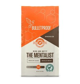 Bulletproof Bulletproof® The Mentalist Medium Dark Roast Whole Bean Coffee - 12oz