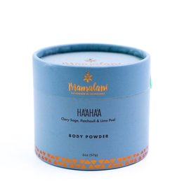 Mamalani Mamalani Body Powder Ha'aha'a (2oz)