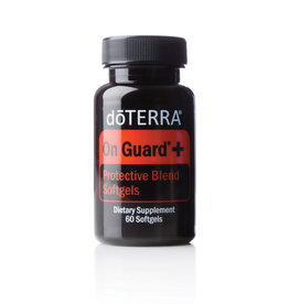 doTERRA doTERRA On Guard+ Softgels Protective Blend (60 ct)