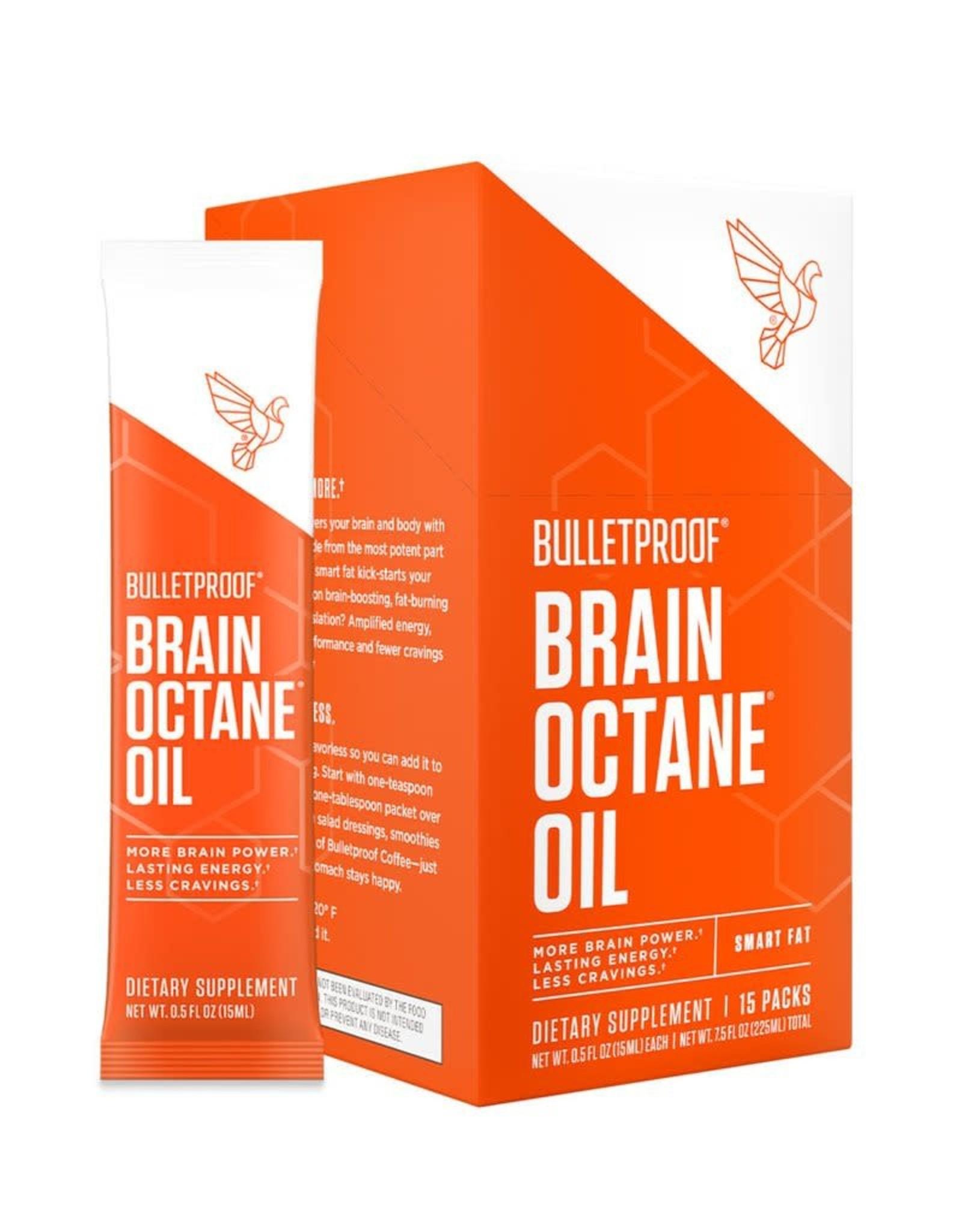 Bulletproof Bulletproof® Brain Octane GoPacks - 15 ct