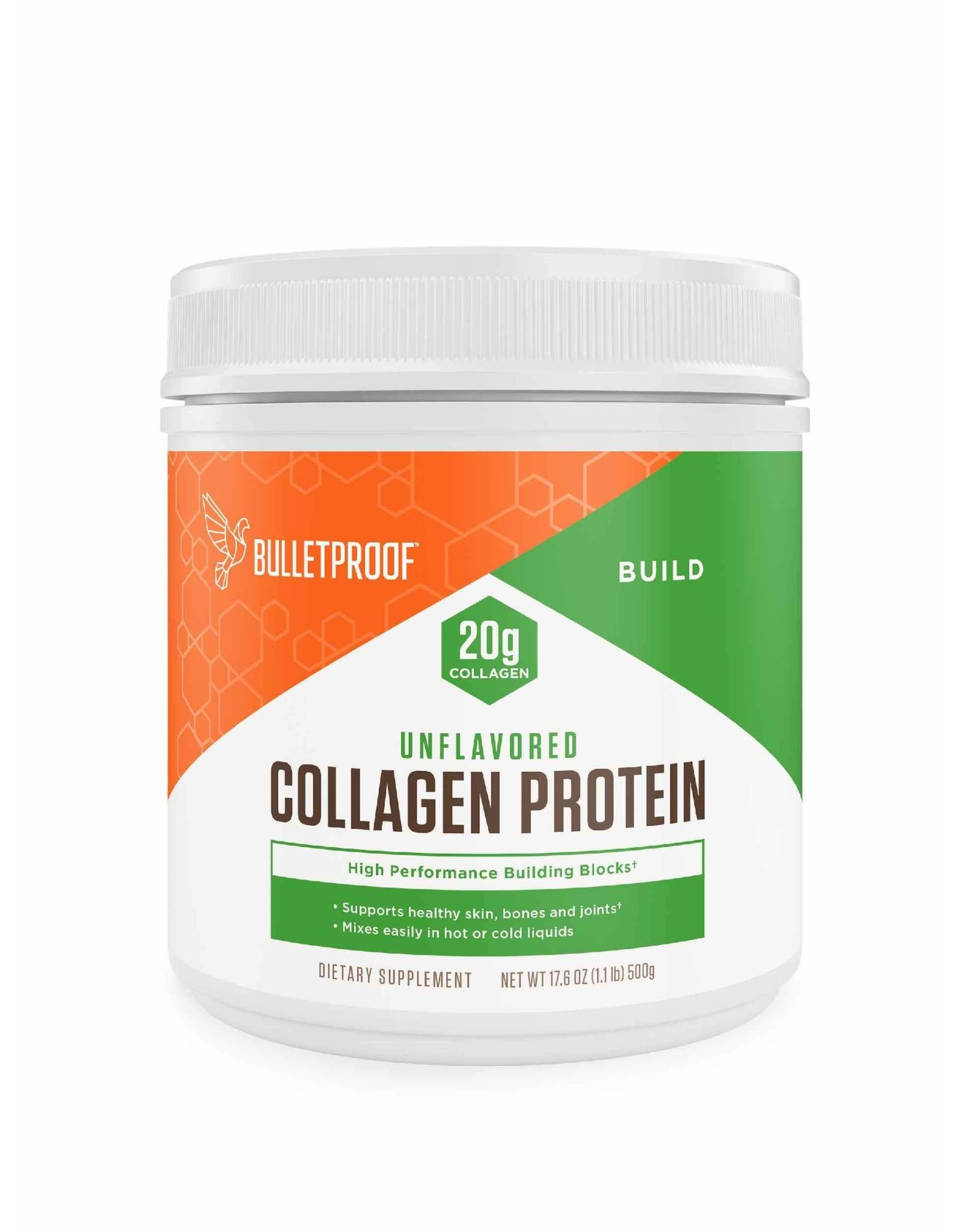 Bulletproof Bulletproof® Unflavored Collagen Protein - 17.6 oz