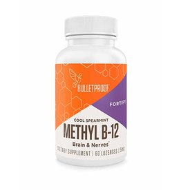 Bulletproof Bulletproof® Methyl B-12 - 60 Ct.