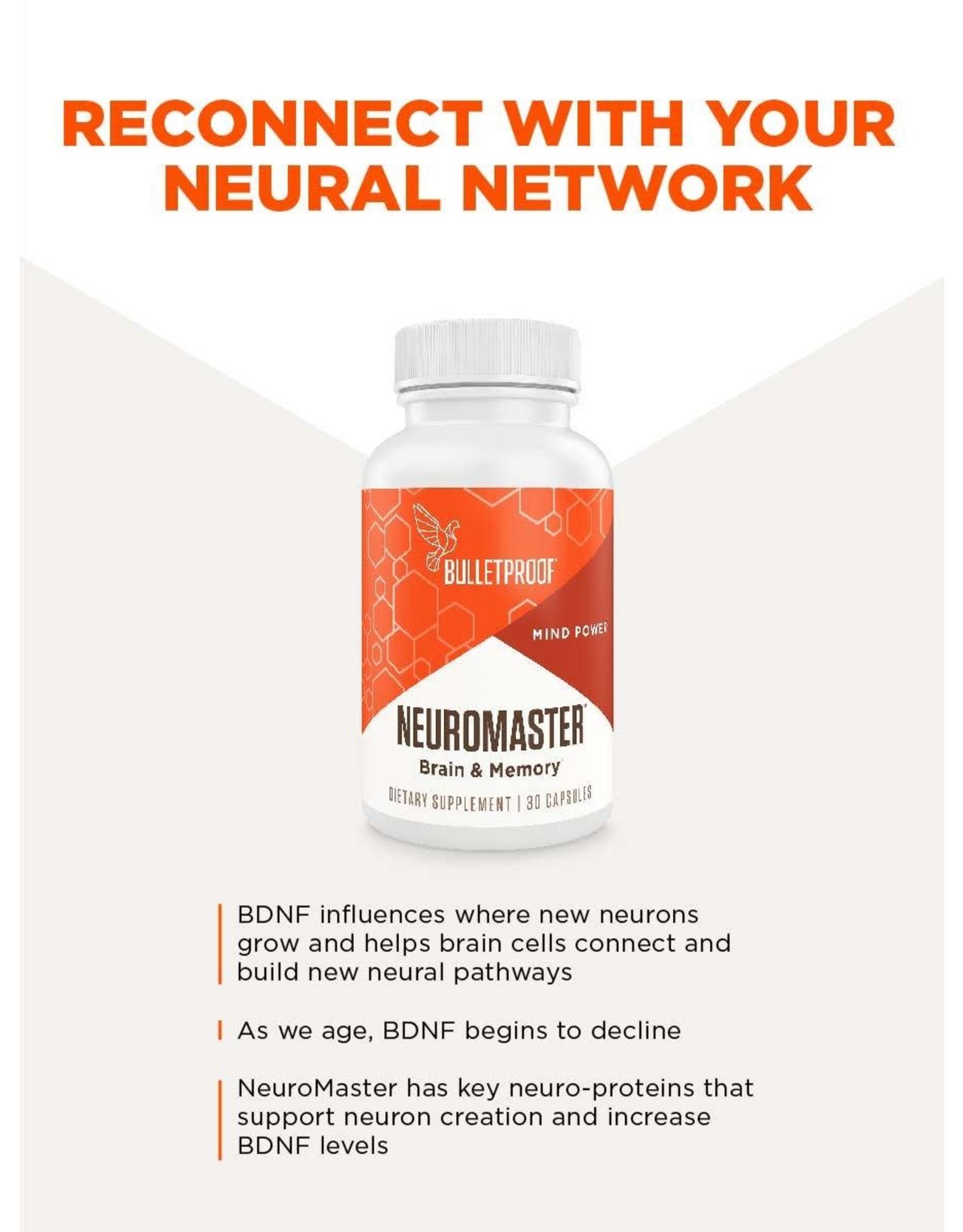 Bulletproof Bulletproof® NeuroMaster - 30 Ct.
