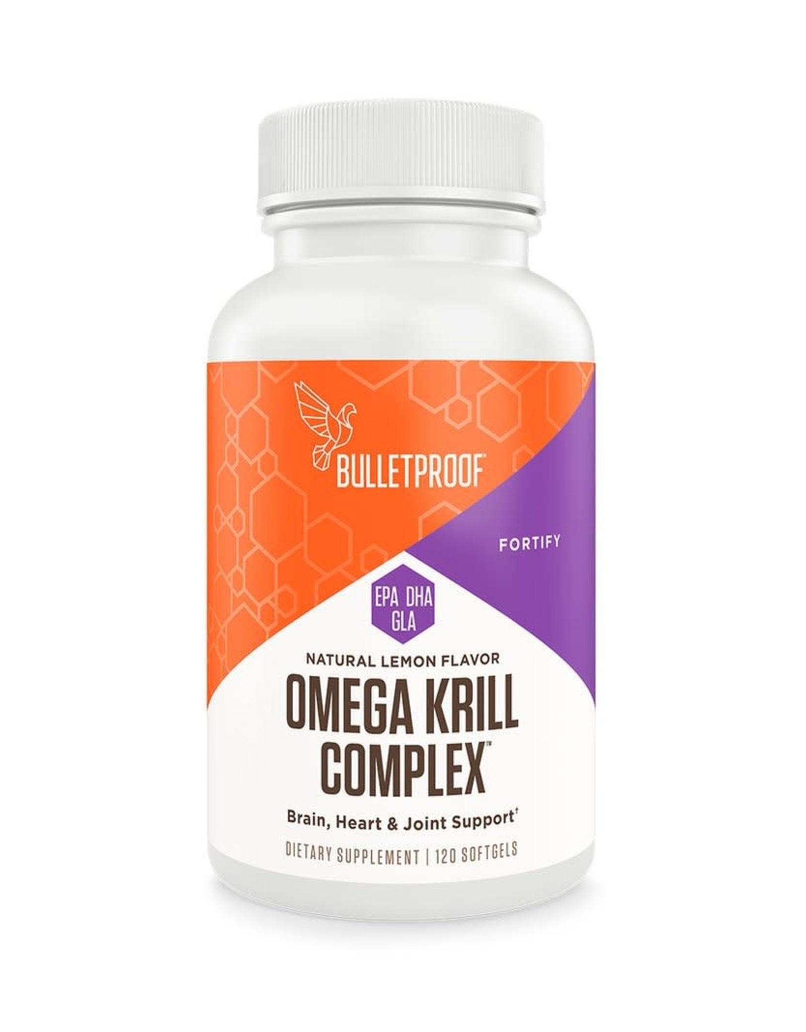 Bulletproof Bulletproof® Omega Krill Complex – 120 Ct.