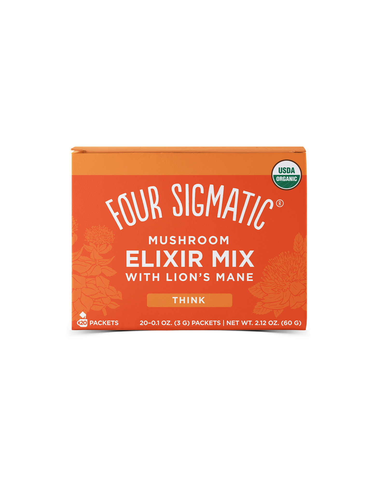 Four Sigmatic Four Sigmatic Mushroom Elixir Mix With Lion's Mane