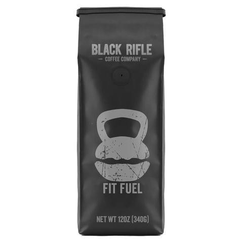 Black Rifle Coffee Co. Black Rifle Coffee Fit Fuel Ground 12oz Bag