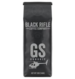 Black Rifle Coffee Co. BLACK RIFLE COFFEE GUNSHIP COFFEE ROAST 12OZ BAG
