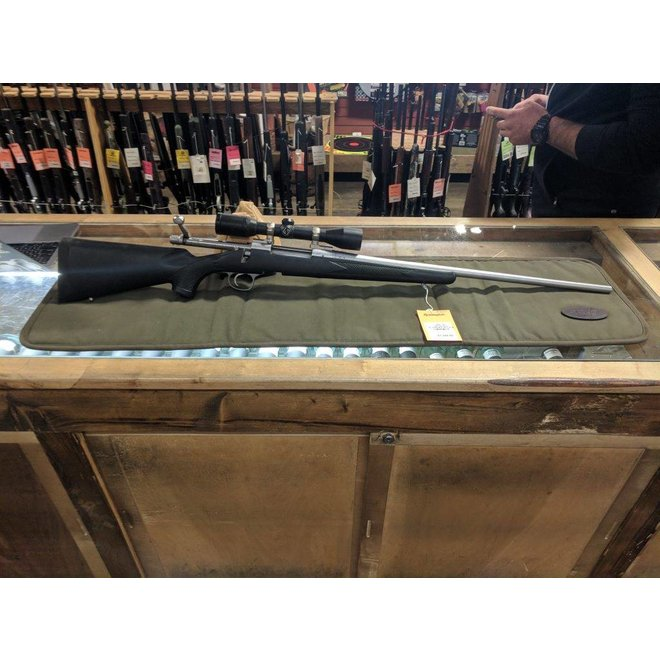 Remington Mod 700 .300 WBY W/ Zeiss Diavari 3-9x36 G#2607