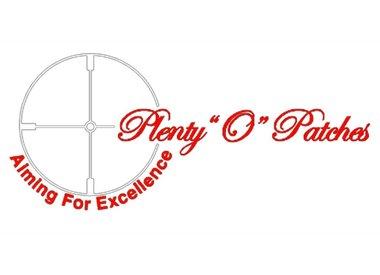 """Plenty """"O"""" Patches"""