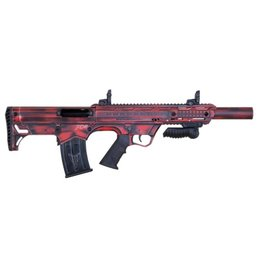 "Hunt Group Hunt Group Final Defence FD12 Semi 12GA 20"" Dis Red"