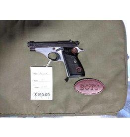 Beretta BERETTA 71 PROHIBITED 22LR HG#3675
