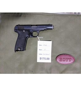 Z06 - Misc. Handguns MAB D 7.62 (32ACP) PROHIBITED HG#3673