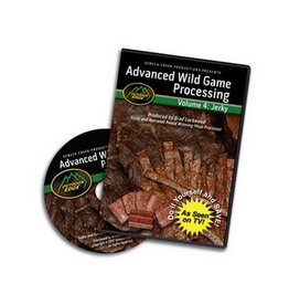 Outdoor Edge Outdoor Edge Advanced Wild Game Processing Vol 2 Jerk JP-101 DVD